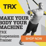 Train Anywhere! Suspension Trainer